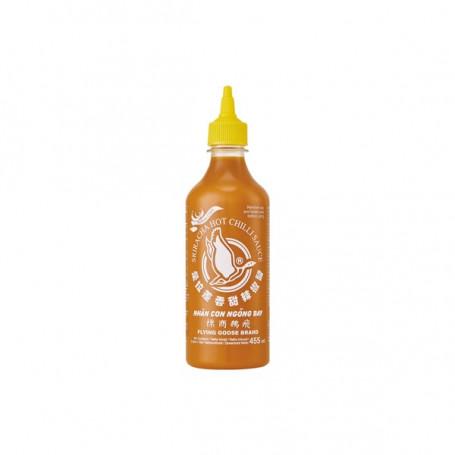 Sriracha Flying Goose Sriracha Yellow 455ml JF08238