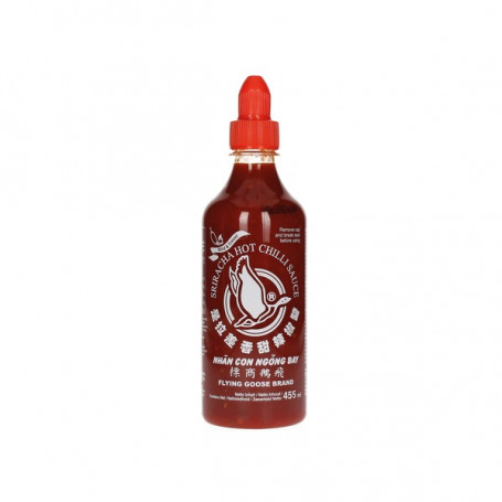 Sriracha Flying Goose Hot & Sweet Sriracha 455ml JF08596