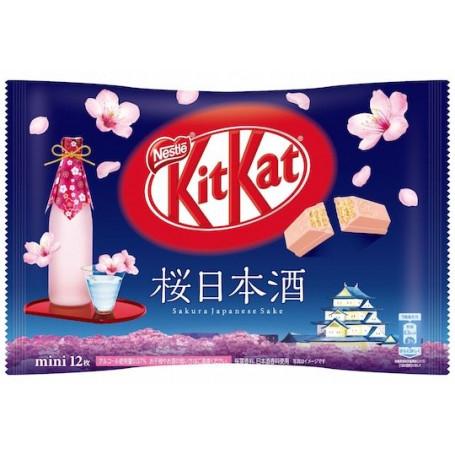 Slik KitKat Minis Sakura Sake RM80005