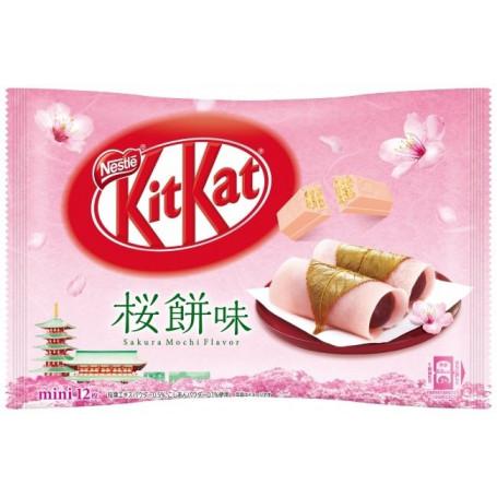 Slik KitKat Minis Sakura Mochi RM80006