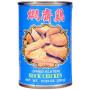 Konserves Wu Chong Mock Chicken - Vegansk Imiteret Kylling 290g BP70060