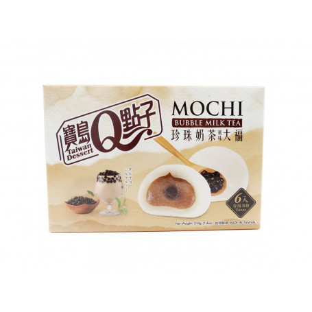 Slik Bubble Tea Milk Mochi 210g RN70434