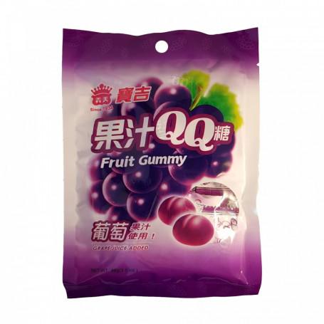 Slik Grape Fruit Gummy Vindrue Vingummi RL70037