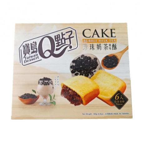 Slik Bubble Milk Tea Cake 180g RM70435