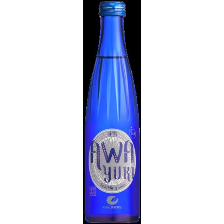 Sake Hakutsuru Awa Yuki Sparkling Sake 300ml EA53073