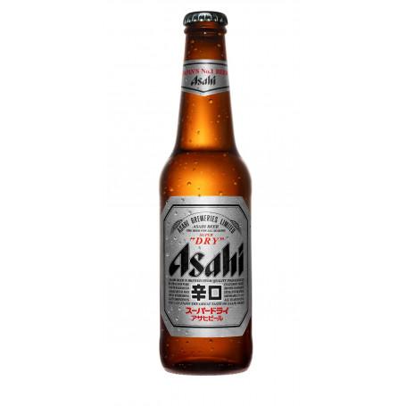 Øl Asahi SUPER DRY Øl 330ml ES01010