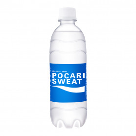 Læskedrikke Pocari Sweat Isotonisk Sportsdrik 500ml QC02020