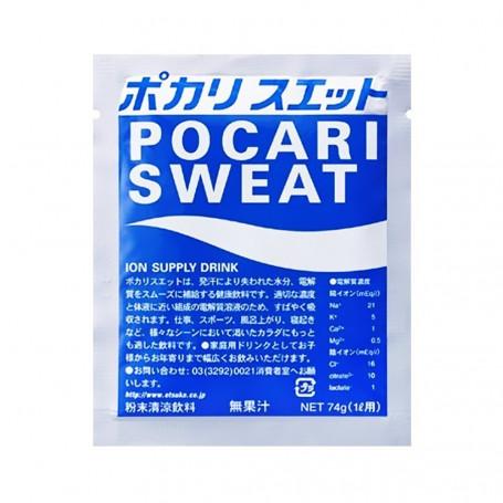 Læskedrikke Pocari Sweat Isotonisk Sportsdrik Pulver QN02024