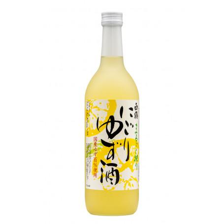 Spiritus Hakutsuru Nigori Yuzushu 750ml 10,9% EA53074