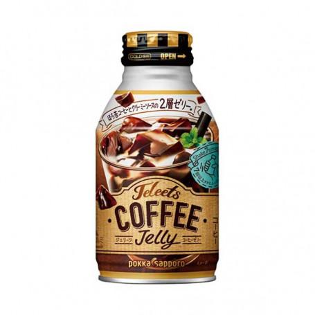 Læskedrikke Pokka Jeleets Coffee Jelly Kaffe Drik QC02016