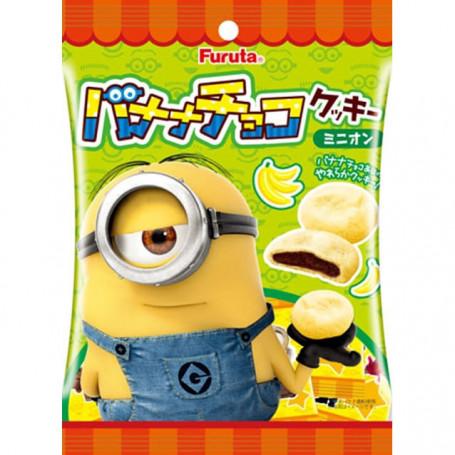 Slik Minions Banana Choco Cookie RM02007