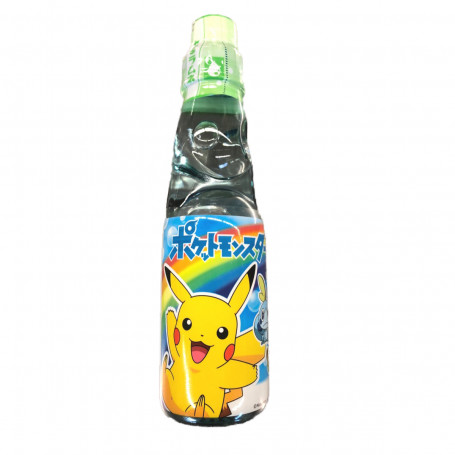 Læskedrikke Ramune Pokémon Sodavand 200ml QE02019