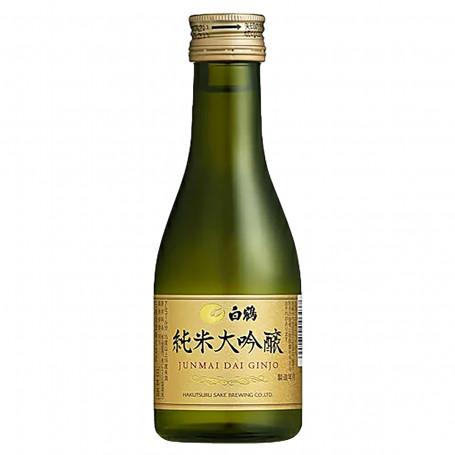 Sake Hakutsuru Junmai Dai Ginjo Sake 180ml EA53071