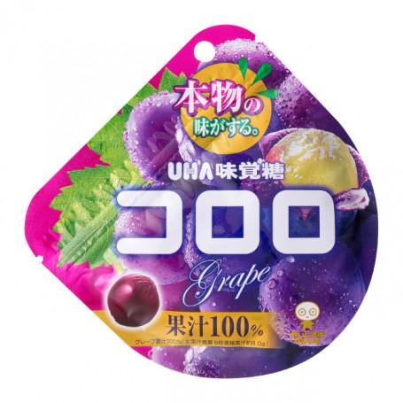 Slik UHA Kororo Grape Candy RL02023