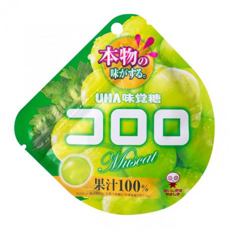 Slik STOP MADSPILD - UHA Kororo Muscat Candy RL02022