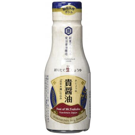 Soja sauce Shibanuma Nama Ki-Shoyu Soja Sauce 200ml CC08612