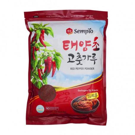 Chili Gochugaru Koreansk Chili Pulver 1kg JF04105