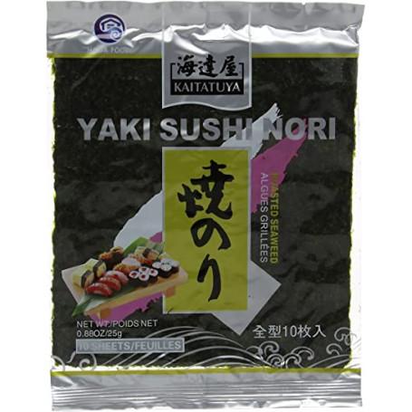 Øl Sushi Yakinori 10stk PCT1169