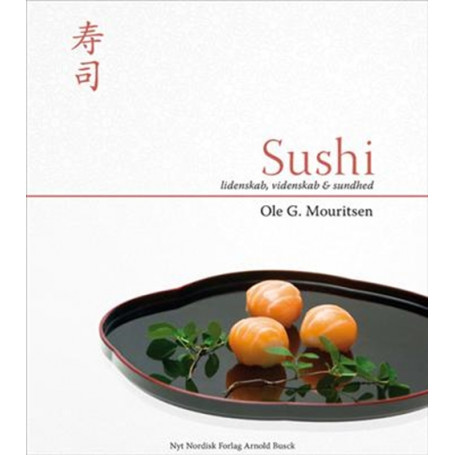 Kogebøger Sushi - Lidenskab, videnskab, sundhed VM40755