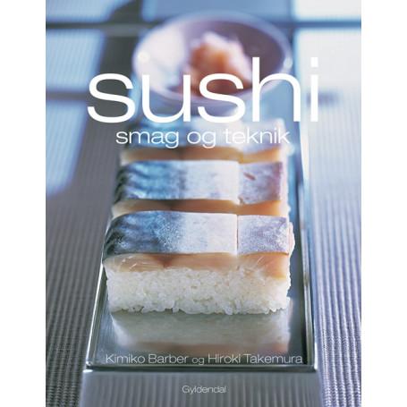 Kogebøger Sushi - Smag Og Teknik VM58707
