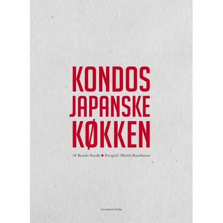 Kogebøger Kondos Japanske Køkken VM14849