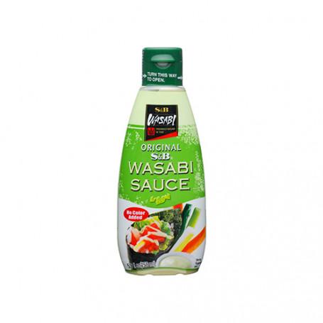 Sauce S&B Wasabi Sauce 170g JD10655