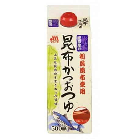 Suppebaser Marutomo Konbu Katsuo Dashi 500ml LC08301