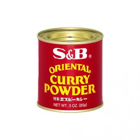 Specialiteter S&B Oriental Curry Powder 85g JE15053