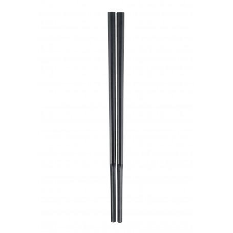 Spisepinde Spisepinde Decagonal Sort 23cm VA73600