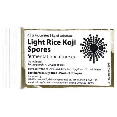 Koji Sporer Light Rice Koji Sporer 0,8g BX10007