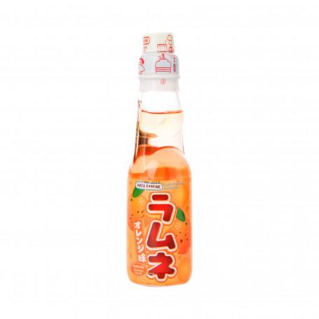Læskedrikke Ramune Appelsin Sodavand 200ml QE00115