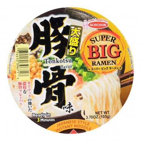 Nudler Super Big Tonkotsu Ramen Instant Nudler AC00201