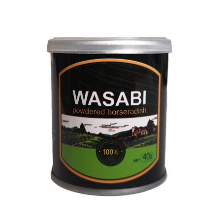 Wasabi Wasabi Pulver 40g JD01140
