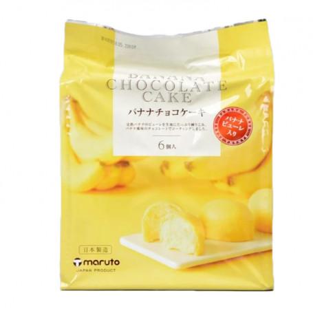 Kage Maruto Banana Chocolate Cake 174g RN80032