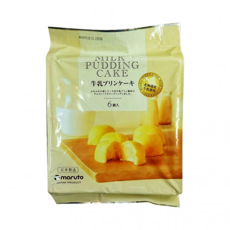 Kage Maruto Milk Pudding Cake 174g RN80031