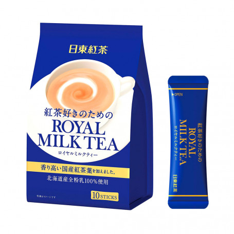Te Nitto Kocha Royal Milk Tea Pulver QD80100