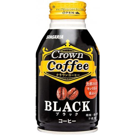 Læskedrikke Sangaria Crown Coffee Black Japansk Kaffe QN80070