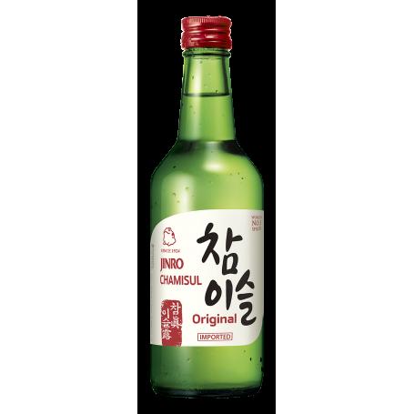 Shochu Jinro Chamisul Original Soju 350ml EG12398