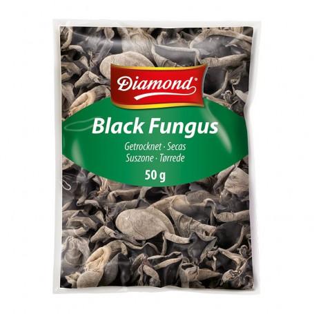 Specialiteter Black Fungus Tørrede Svampe 50g BA03971