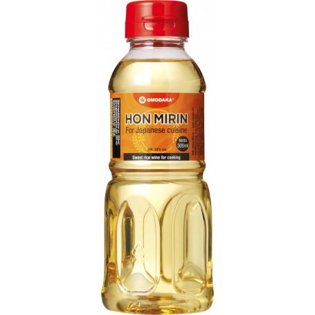 Mirin & risvin Omodaka Hon Mirin - sød madlavningsvin 300ml ET01081