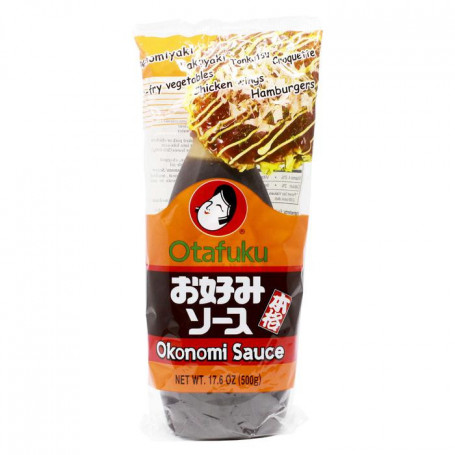 Sauce Otafuku Okonomiyaki Sauce 500g KA00145