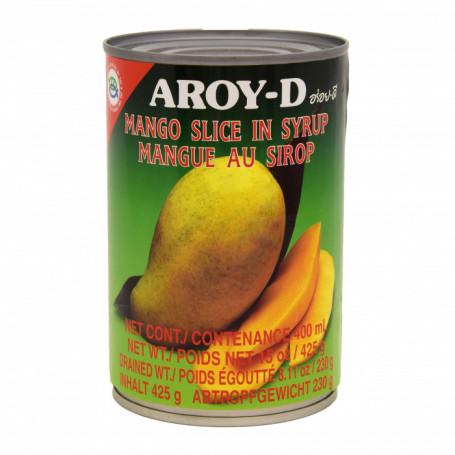 Konserves Aroy-D Mangoskiver i Sirup CP16001