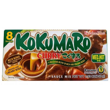 Sauce Kokumaro Curry Medium Hot 140g JA00040
