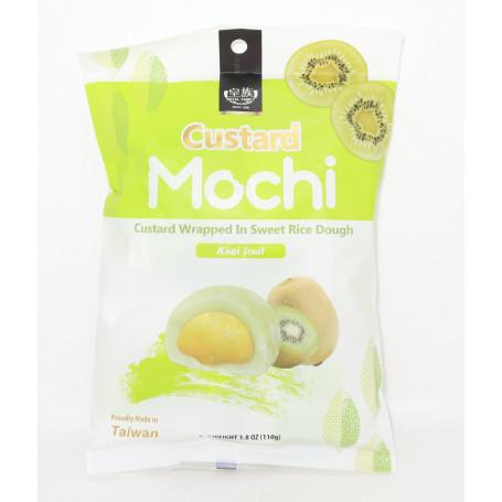 Mochi Custard Kiwi Mochi 110g RN70711