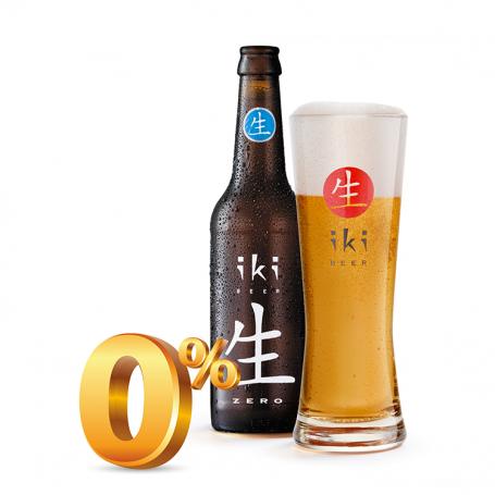 Øl IKI Zero Økologisk Alkoholfri Øl ER02015