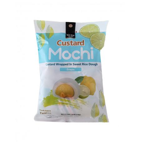 Mochi Custard Lemon Mochi 110g RN70710