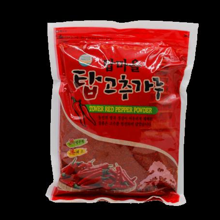 Chili Gochugaru Koreansk Groft Chili Pulver 500g JF30040