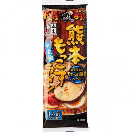 Instant nudler Itsuki Kumamoto Mokkosu Tonkotsu Ramen Instant Nudler AC00075