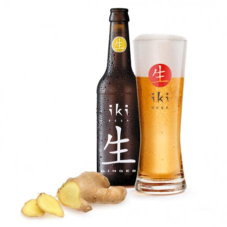 Øl IKI Ginger Økologisk Øl ER02017