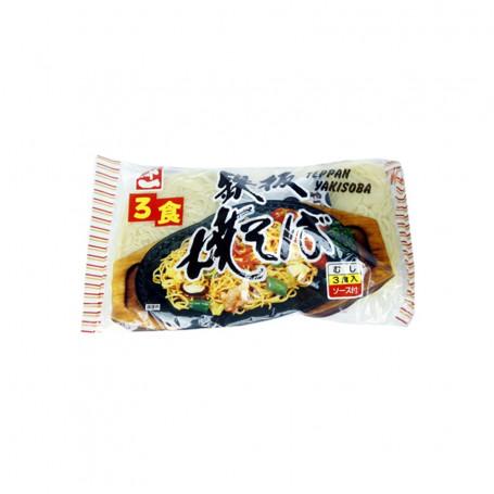 Nudler STOP MADSPILD - Miyakoichi Teppan Yakisoba Sauce Tsuki Alt-i-én 3-pakke AC00068